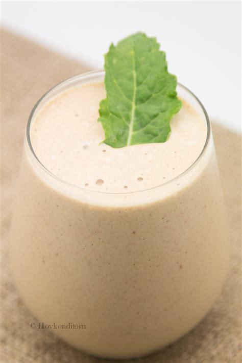 protein kale hovkonditorn kale protein smoothie
