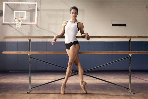 hyundai commercial actress football dance misty copeland talks candidly about being a female