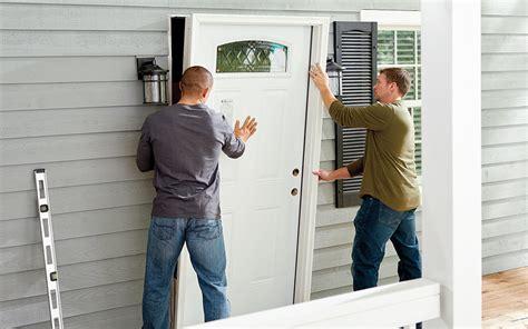 installing  prehung entry door mycoffeepotorg