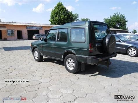 1997 land rover discovery off road 1997 land rover discovery car photo and specs