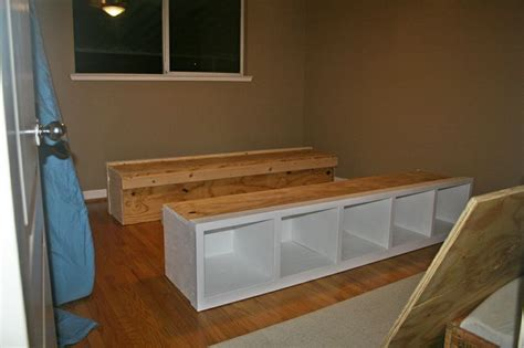 plywood bed frame plywood bed frame with storage diy home decor