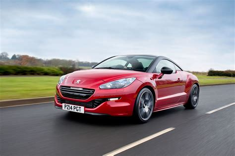 in car the bursts only 100 peugeot rcz coupes left in uk showrooms by car magazine