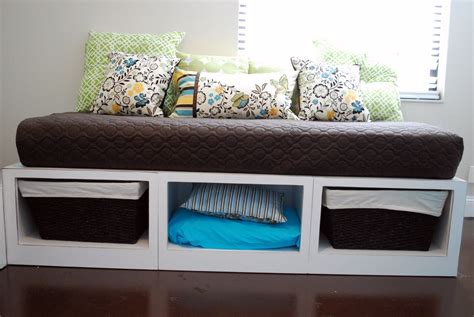 build your own daybed ana white stratton daybeds times two diy projects