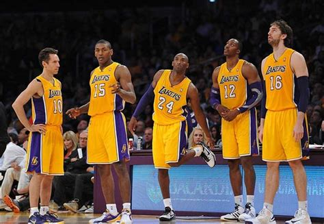 Really The Lakers by What S Really Wrong With The Lakers