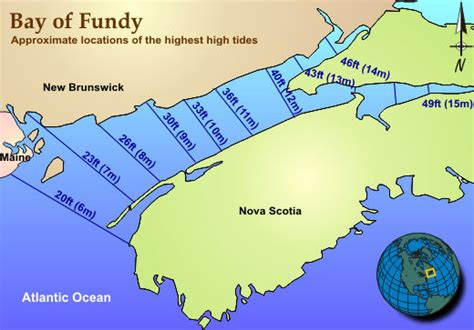 Places to visit the bay of fundy nova scotia family reunion 2014