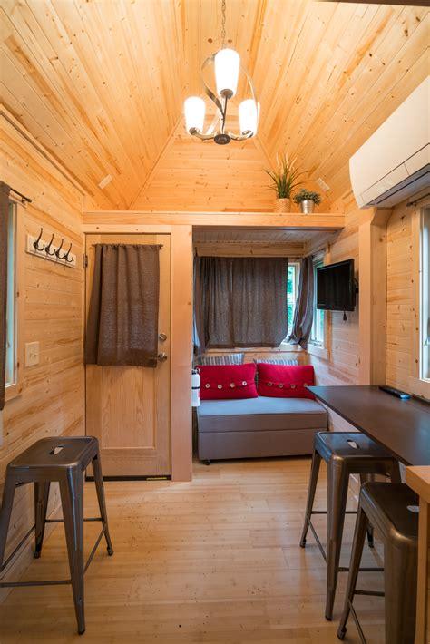lincoln tiny house at mt hood tiny house village quot lincoln quot tiny house rental at mt hood tiny house village