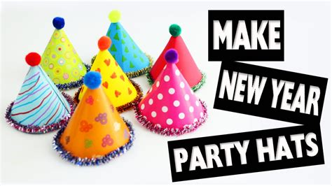 happy new year crafts happy new year new year doll hats easy doll crafts