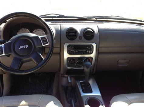 2003 Jeep Liberty Interior 2003 Jeep Liberty Interior Pictures Cargurus