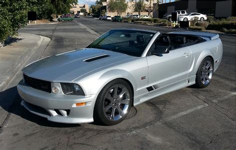 saleen mustang for sale in 2006 ford saleen mustang saleen 281 sc for sale indio