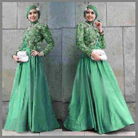 Maxi Margarita Dress Busana Muslim busana gamis dress muslim quot maxi stefany quot modern model