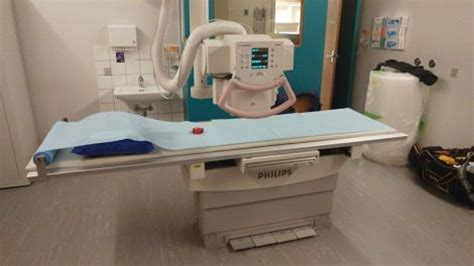 buckys room used philips bucky diagnost th rad room for sale dotmed listing 2330646
