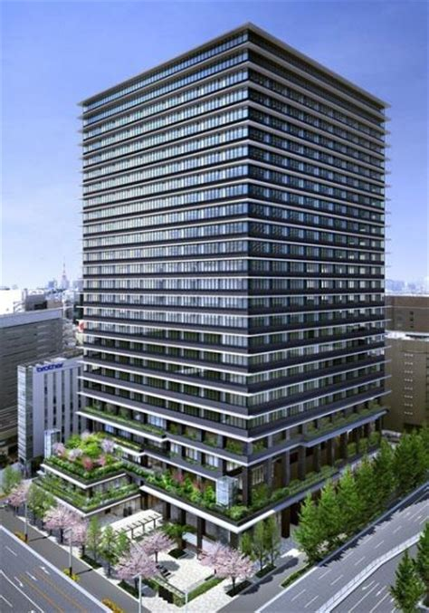 Square Garden Lease by Tokyo Square Garden Building Office Space For Lease In