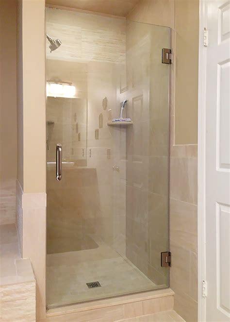 Single Shower Doors by Single Door Manalapan Nj Showerman