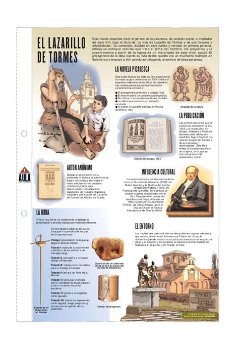 pdf libro de texto ba eames espagnol descargar lazarillo de tormes probatinadeliteratura22014