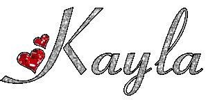 coloring pages of the name kayla lewfms kayla riffe