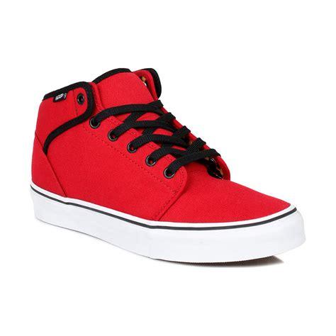 hightop trainers c 2 97 106 cheap vans 106 mid high top shoes vans shoes vn 316