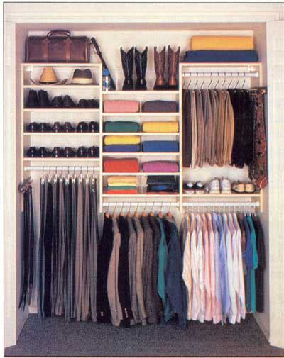 Clothes Closet Design How To Design A S Closet Howstuffworks