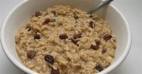 oatmeal before bed crock pot creamy old fashioned oatmeal super easy and