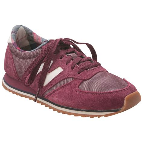 infinity sneakers new balance s 420 the tomboy burgundy low top