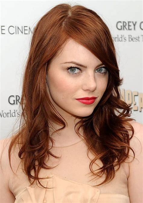 emma stone hairstyles celebrity latest hairstyles 2016