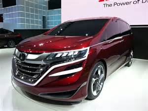2016 Honda Odyssey Redesign 2016 Honda Odyssey Changes Release Date Redesign Pictures