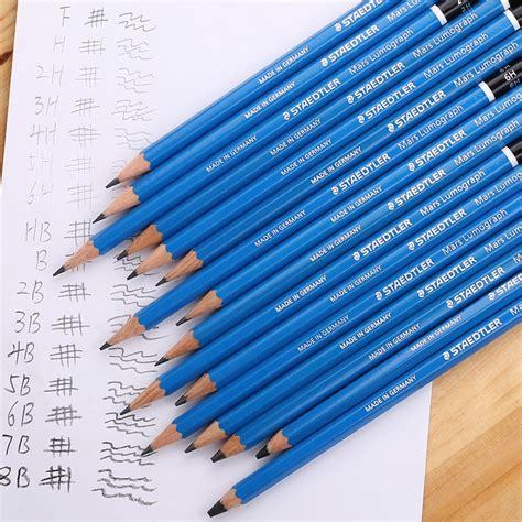 Staedtler Wopex Hb Pensil 12 Pcs Blue staedtler 100 blue series pencil sketch pencil made in germany drawing pencils 20 pcs in