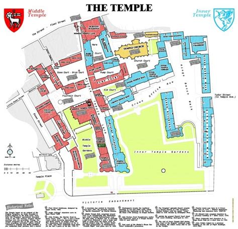 where is temple on the map directions location map middle temple