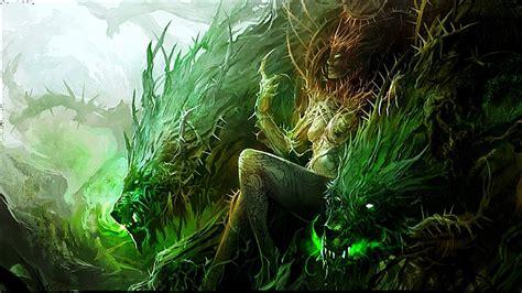 green monster desktop wallpapers