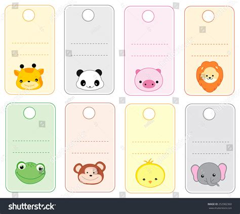 the gallery for gt gift tag template free printable