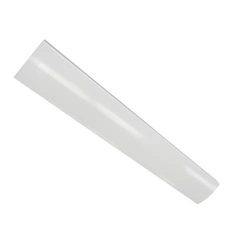 Lens For Fluorescent Light Fixtures Shop Earth Lighting White Replacement Lens At Lowes