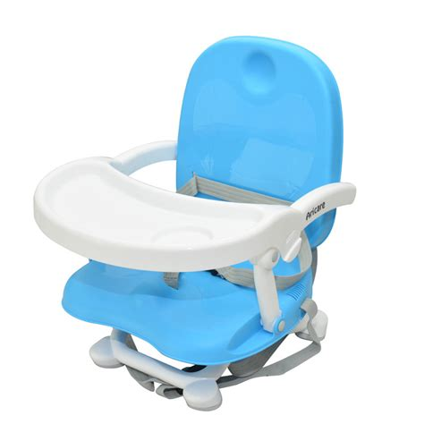 plastic booster seat high chair multifunctional foldable dinette baby high chair portable