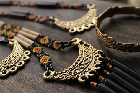 tattoo choker manila t boli brass jewelry t boli indigenous people of