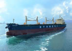 Hyundai Glovis Annual Report Hyundai Merchant Marine Orders Pair Of Bulk Carriers