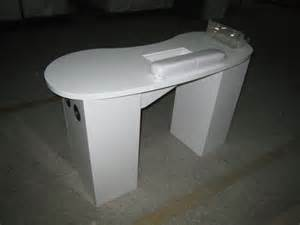 white manicure table new professional white manicure table technician nail