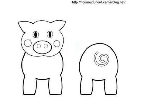 dessin sur papier toilette coloriage cochon pour rouleau de papier wc
