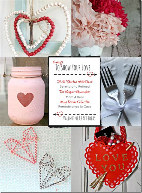 crafts for valentines day ideas craft ideas