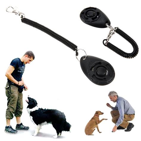 Clicker For Obedience pet button click clicker obedience agility