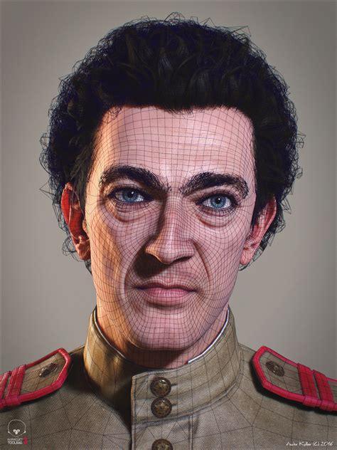 soviet sergeant andor kollar character artist