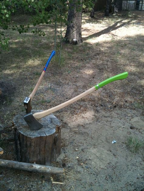 bush ax handle painted axe handles axe restoration axe