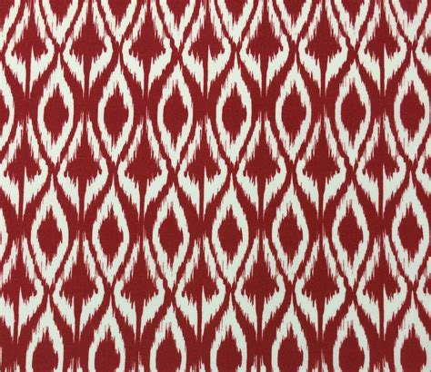 ikat pattern history richloom ikat red geometric outdoor cushion funriture
