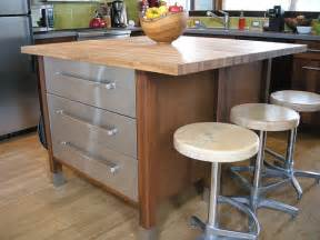Diy Kitchen Island Ideas Ikea Kitchen Islands Afreakatheart