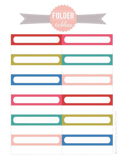 25 best ideas about file folder labels on pinterest