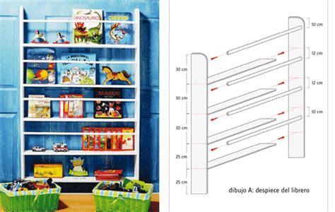 librero sodimac 191 c 243 mo construir librero para ni 241 os hacelo vos mismo