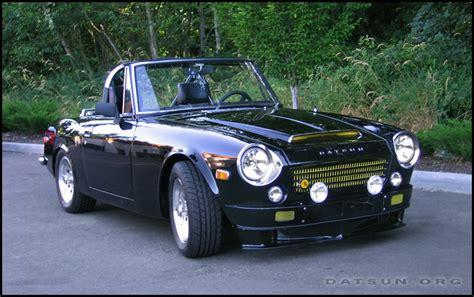 nissan roadster 1970 d a t s u n o r g datsun roadster photo gallery