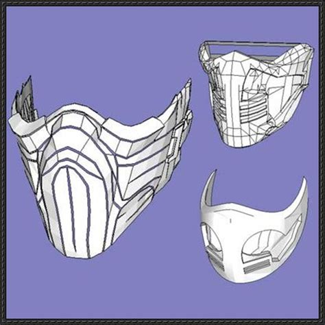 Mortal Kombat Papercraft - the world s catalog of ideas
