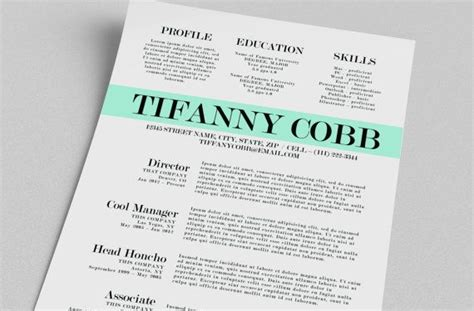 creative resume word templates free free creative resume templates word learnhowtoloseweight net