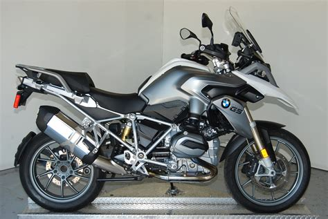 2013 BMW R 1200 GS in Alpine White: Quick Look & Listen