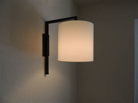fabric l shades for hurricane ls corded wall sconce incomparable corded wall sconce