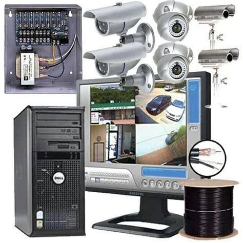 types of home security systems get secure with