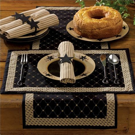 Kitchen Table Placemats Country Kitchen Table Placemat